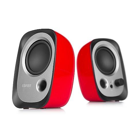 JM Speakers - Altavoz Mini para Ordenador de sobremesa (USB ...