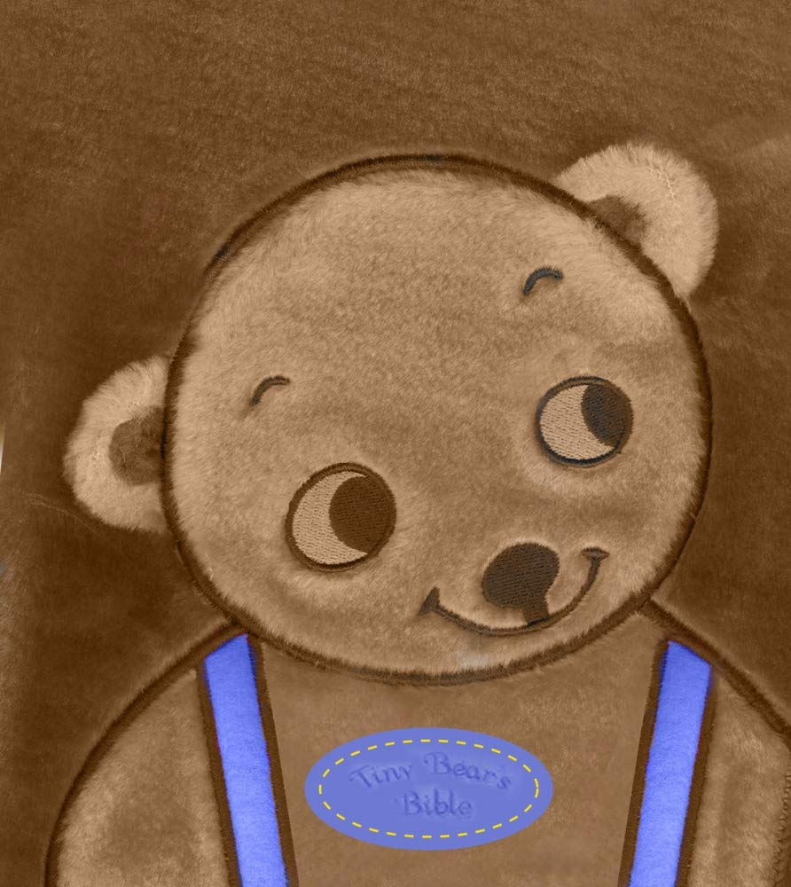 Tiny Bear Bible pdf epub