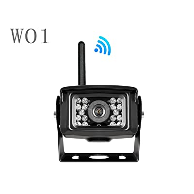 ZEROXCLUB Single Camera only for W01 WX02 WX04: Car Electronics