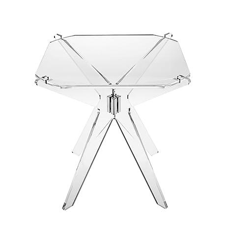 Tavolini Da Salotto In Plexiglass Prezzi.Lucesolida Gliss Tavolino Da Caffe Per Salotto Design In