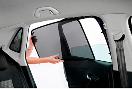 Juego Completo ClimAir Protei/ón Solar Benz Clase C W204/sed/án 02//07