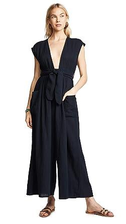 081718334a4 Amazon.com  Mara Hoffman Women s Whitney Jumpsuit  Clothing