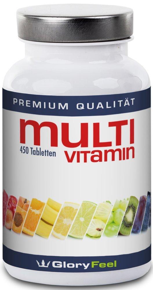 Multivitamin 450 Tabletten Hochdosiert