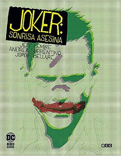 Joker : sonrisa asesina. Libro uno