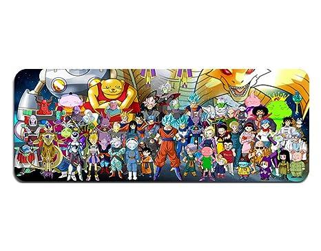 Alfombrilla De Ratón,Juego De Dragon Ball Y Goku De Gran ...