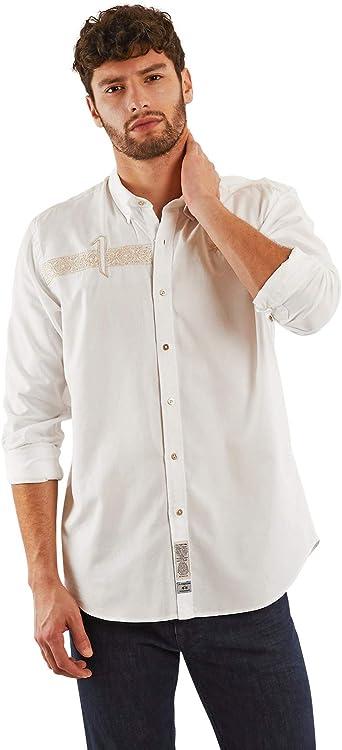 La Martina Paciano Camisa Casual para Hombre: Amazon.es: Ropa y accesorios