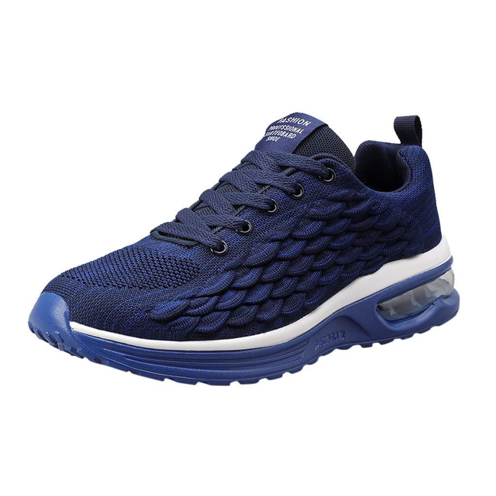 c5d1ffdc02a0a Amazon.com: Men's Air Cushioning Sport Shoes,Mosunx Athletic Teen ...
