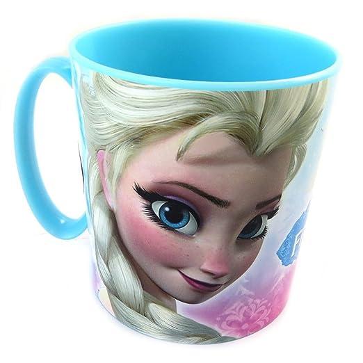 Taza para microondas Frozen - Reine Des Neigesblue rose ...