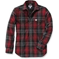 Carhartt Hubbard Slim Fit Flannel L/S Shirt - Freizeithemd aus Flannel