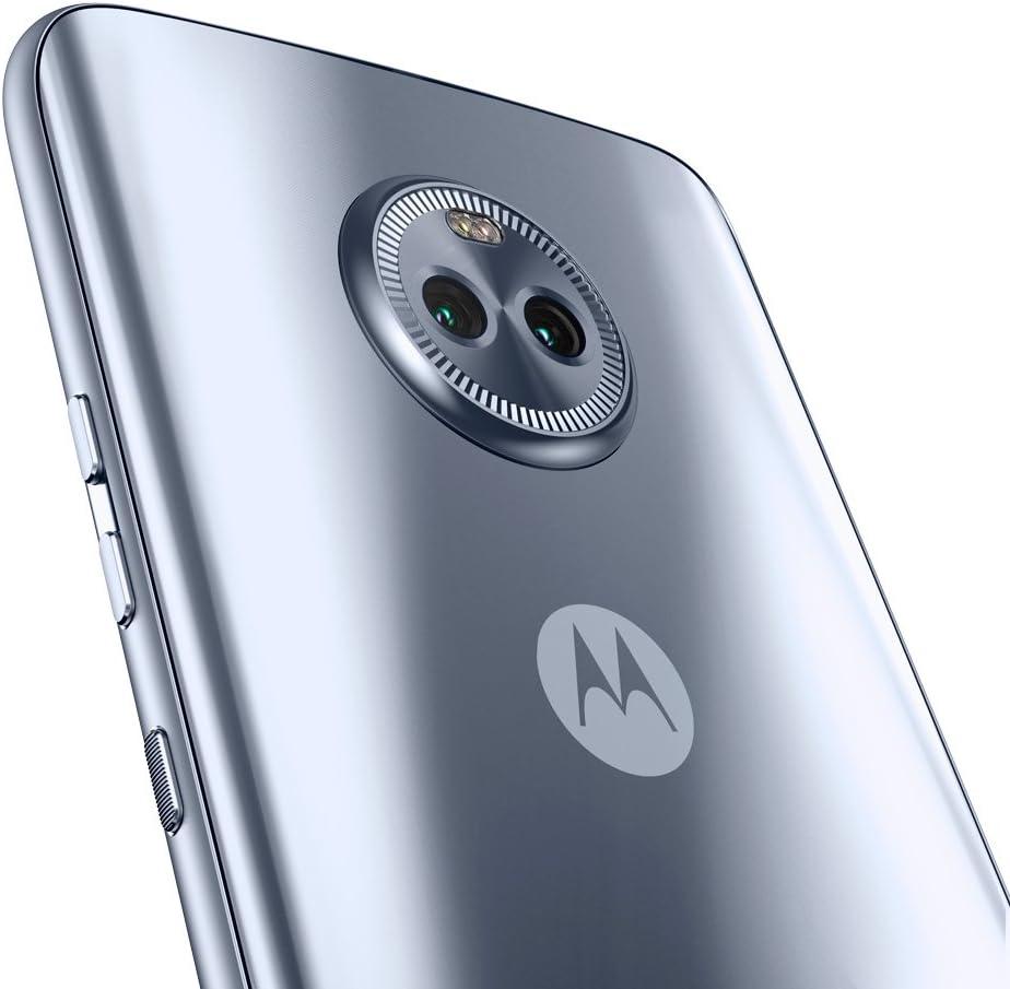 Smartphone Motorola Moto X4, Azul: Amazon.es: Electrónica