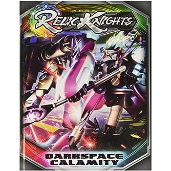 Ninja Division Relic Knights Darkspace Calamity Rulebook Board Game