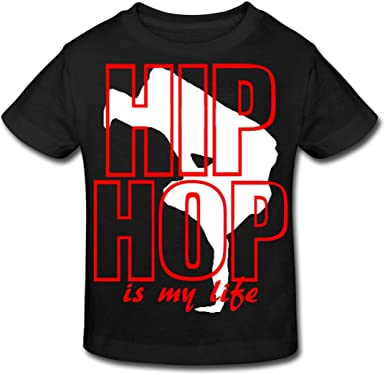Breakdance Hip-Hop is My Life T-Shirt Bio