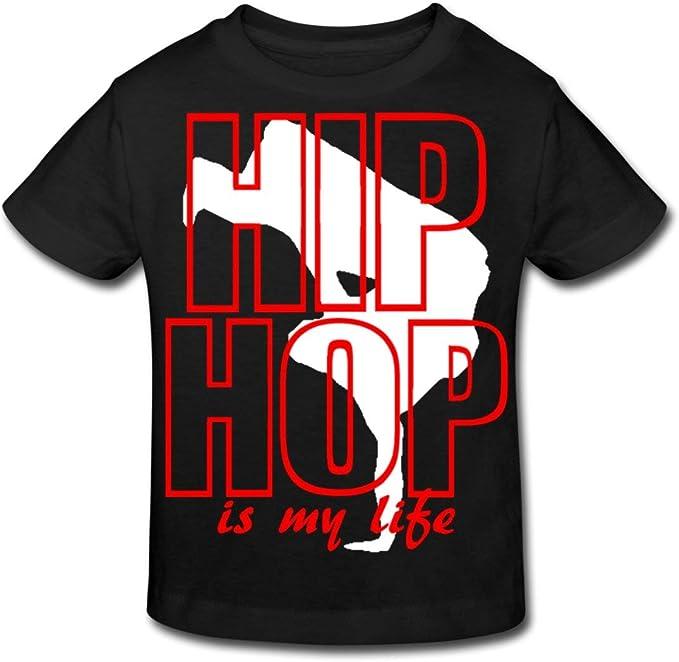 Breakdance Hip-Hop is My Life T-Shirt Bio