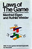 Laws of the Game, Manfred Eigen and Ruthild Winkler, 0394418069