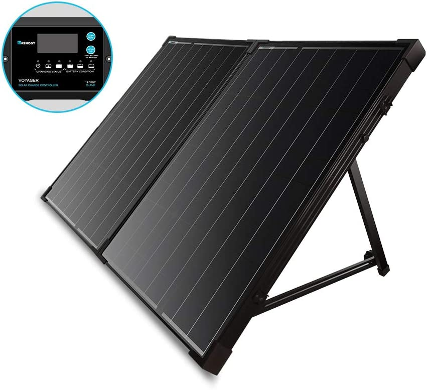 Solar Panel Kit for Camping