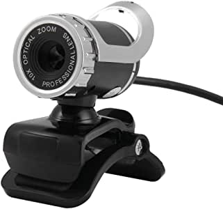 1080P HD USB Webcam with Microphone Computer Laptop PC Web Camera, Auto Focus 4K Ultra Streaming Webcam, for Video Calling Recording Conferencing