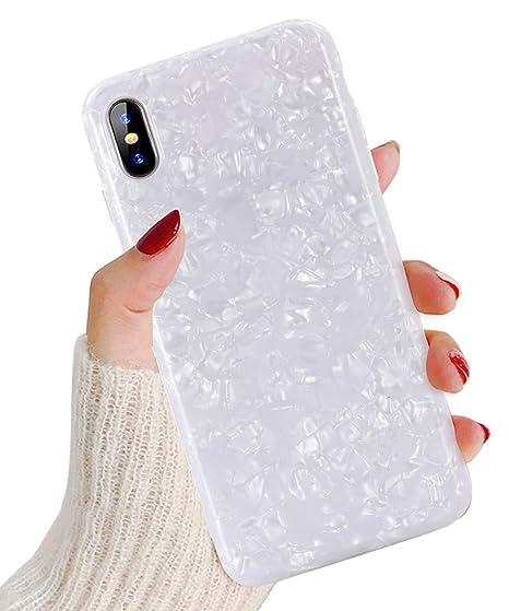 8ad5ebbb8 Amazon.com: J.west iPhone Xs Case, iPhone X Case, Cute Phone Case ...