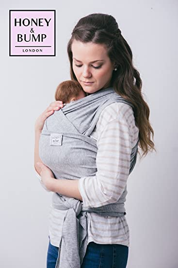 Amazon Com The Honey And Bump Baby Carrier Baby Sling Baby