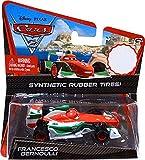 Disney / Pixar CARS 2 Movie Exclusive 155 Die Cast Car with Synthetic Rubber Tires Francesco Bernoulli