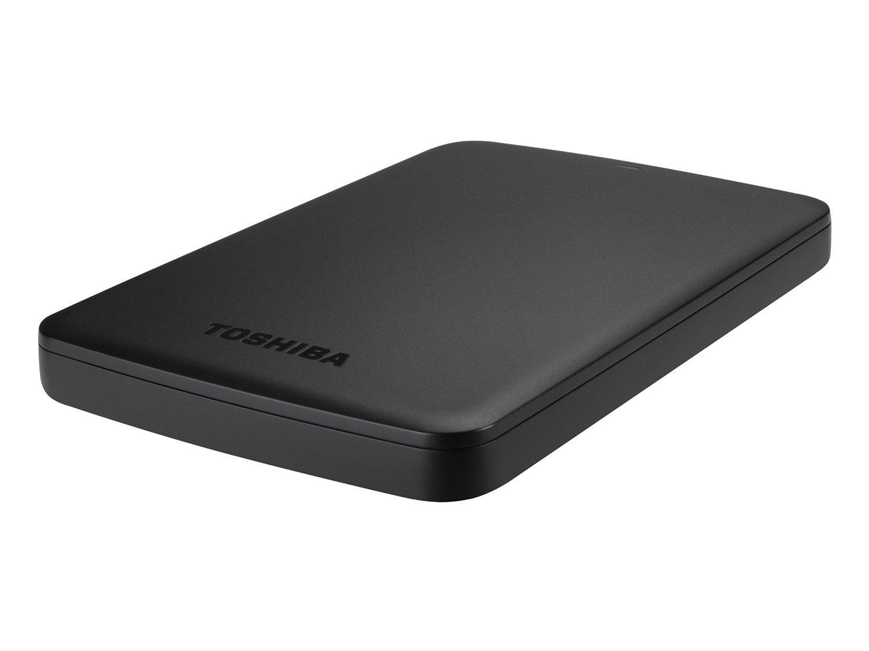 Disco duro externo de 1 TB Toshiba Canvio Basics por sólo 49,50€