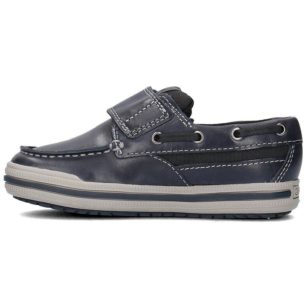 Geox Boys J Elvis E Kids Athletic Sneaker Shoe 34