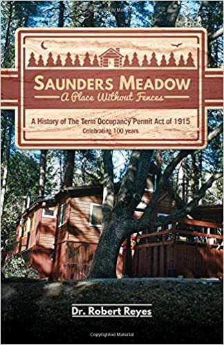 Saunders Meadow A Place Without Fences A History Of The