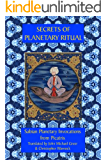 Secrets of Planetary Ritual