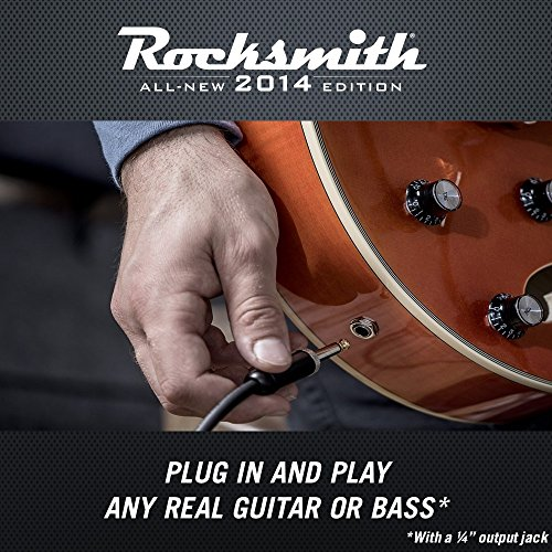 Rocksmith 2014 Edition - PC/Mac (Cable Included)