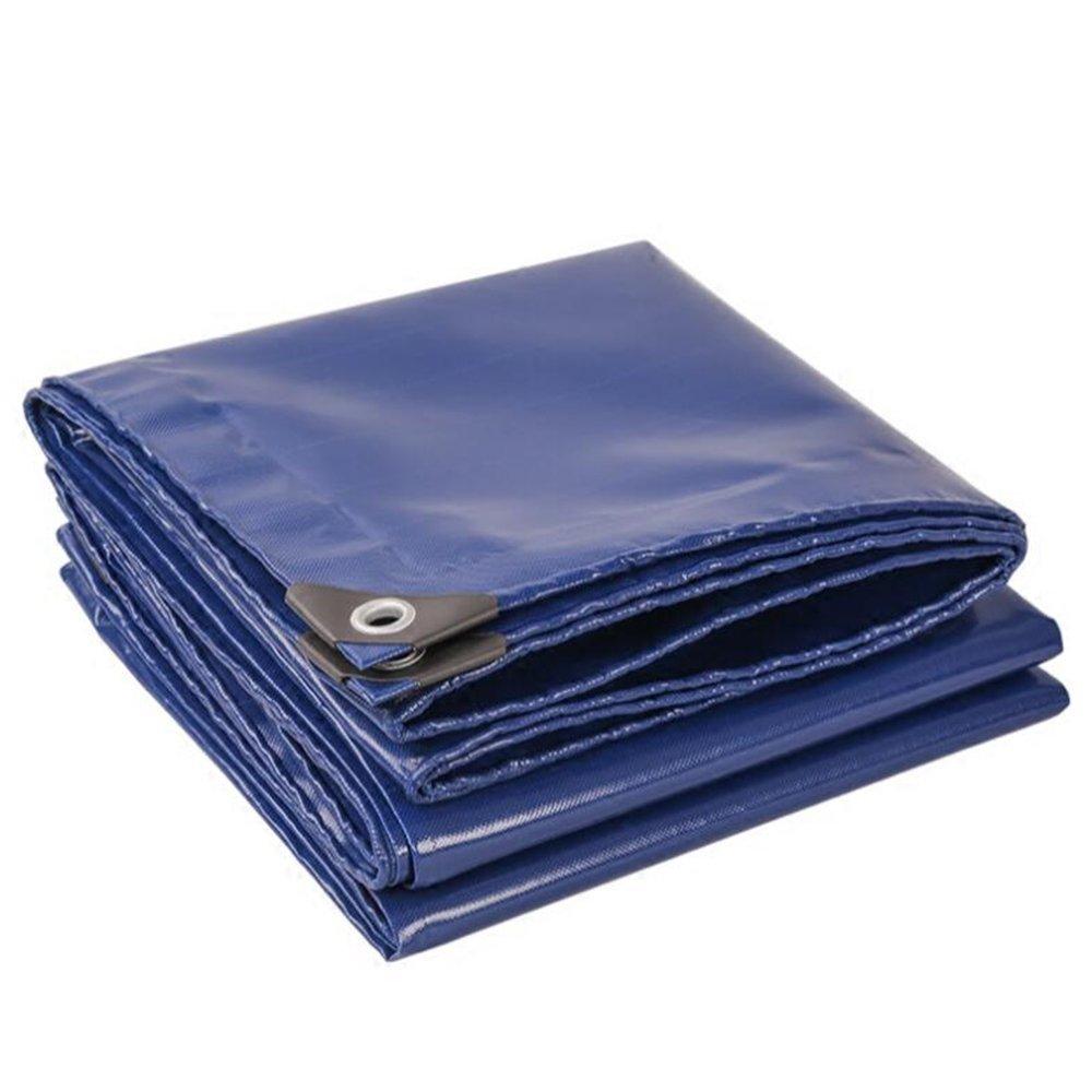 Bleu 47m AJZGF Tissu imperméable à l'eau imperméable BÂche Pare-Soleil imperméable à l'eau visière Hangar Tissu Voiture Toile bÂche Camion résistance à la Corrosion Anti-vieillisseHommest