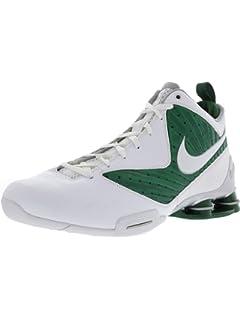 80e102cf8c8 greece nike mens shox bb pro tb mid top leather basketball shoe 44c3b b1317