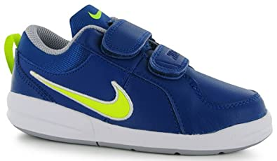 da88574a33e3 Image Unavailable. Image not available for. Colour  Childrens Boys Nike  Velcro Trainers ...
