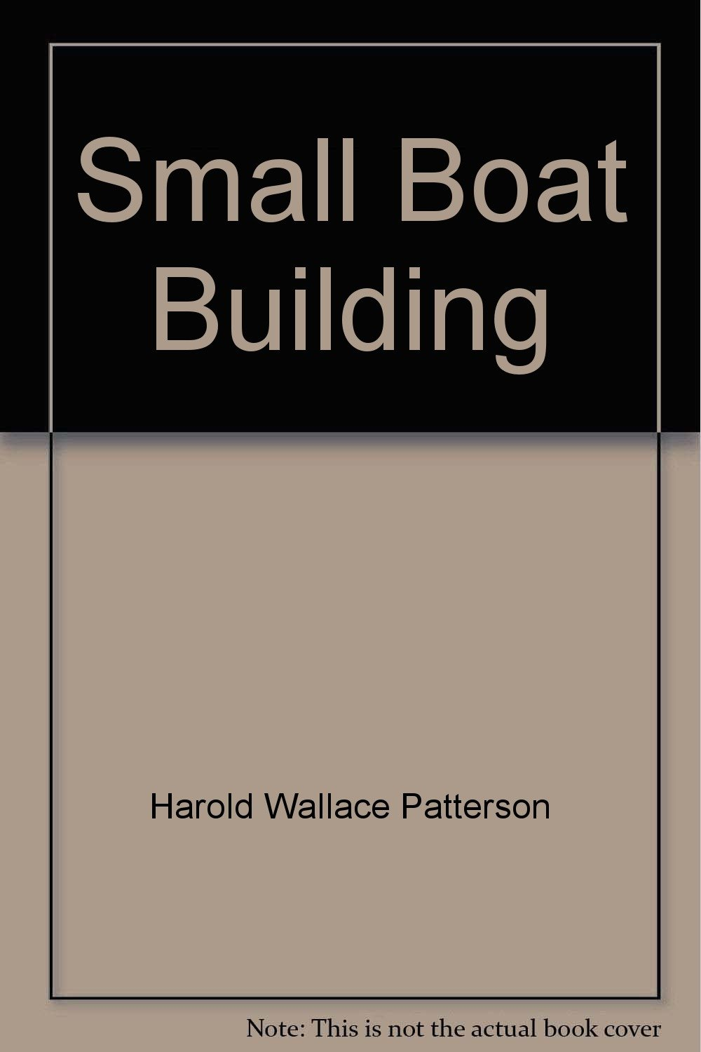 Small Boat Building