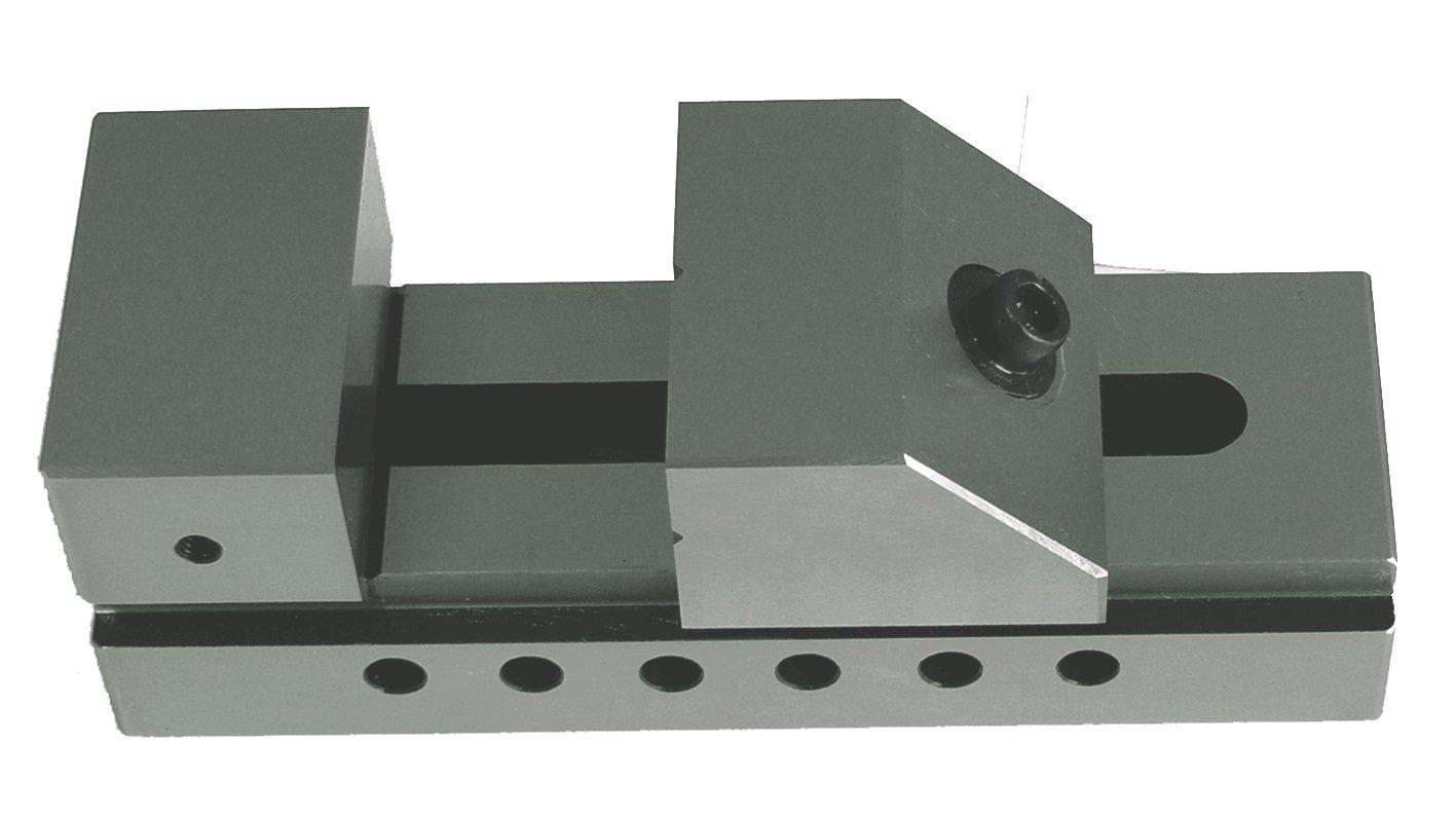 CNC QUALITÄ T Prä zisions Schleif- und Kontrollschraubstock 73 mm Backenbreite CNC QUALITÄT