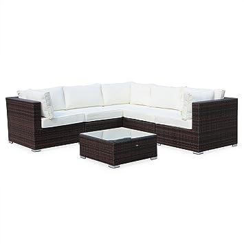 Alice\'s Garden - Muebles de jardin, conjunto sofa de exterior ...