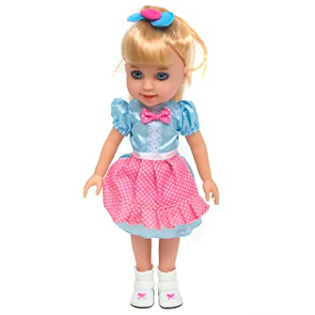 f8f727eb647b Baybee Baby Doll Handmade Realistic Baby Girl Vinyl Doll Rotatable Legs  Arms with Removable Clothes Beautiful