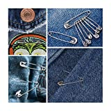 1000PCS Safety Pins for Sewing Clothes, 1.1 inch