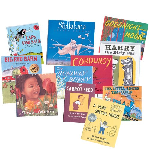 Children's Classic Library - Set of 11 Hardcover Books by Constructive Playthings