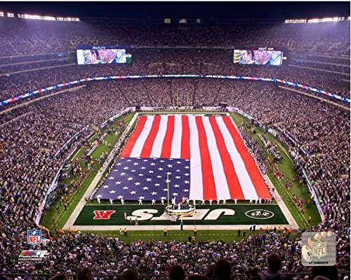 New York Jets Meadowlands Stadium Photo (Size: 8