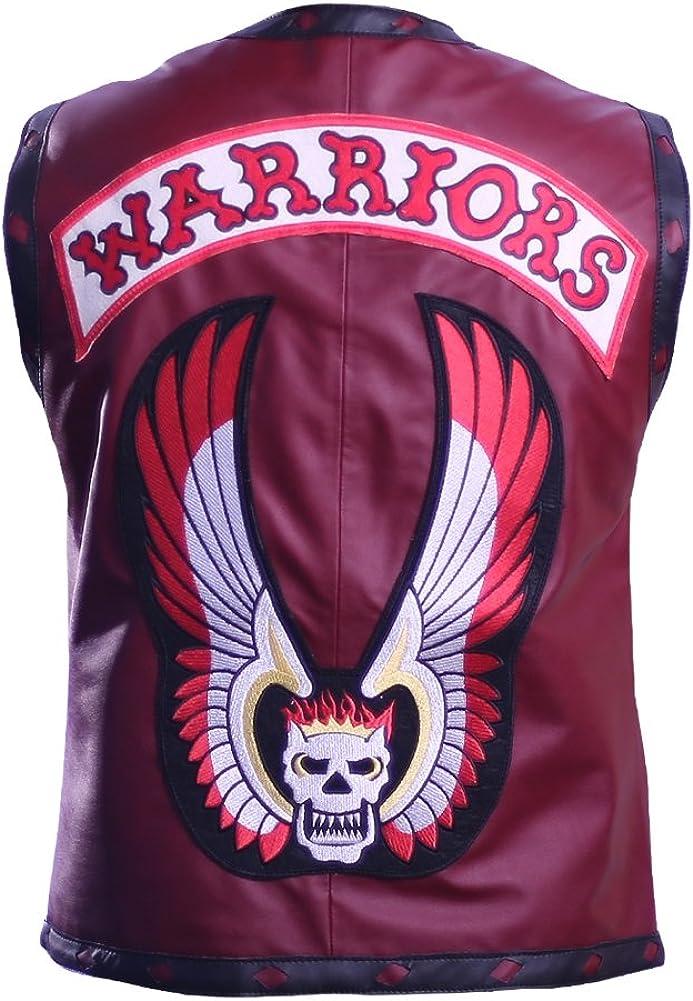 2XL Vests and Coats for Mens Mens Leather Biker Jackets