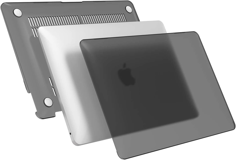 Rubber Coated Hard Case ZSJZHB Notebook Case Notebook Case Plastic Case Matte Apple Case Lightweight and Sturdy MacBook Air 13 Case