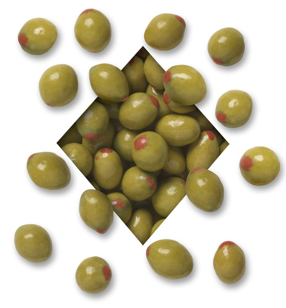 Koppers Pimento Olive Chocolate Almond, 5-Pound Bag by Koppers (Image #1)