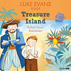 Luke Evans reads Treasure Island