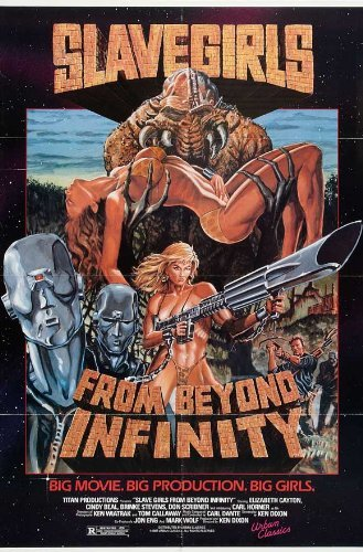 - Slave Girls from Beyond Infinity POSTER Movie (27 x 40 Inches - 69cm x 102cm) (1987)