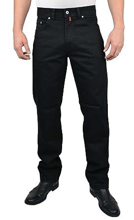 lebendig und großartig im Stil erster Blick verkauft Pierre Cardin Jeans Dijon schwarz, Größe:W38 L36: Amazon.de ...