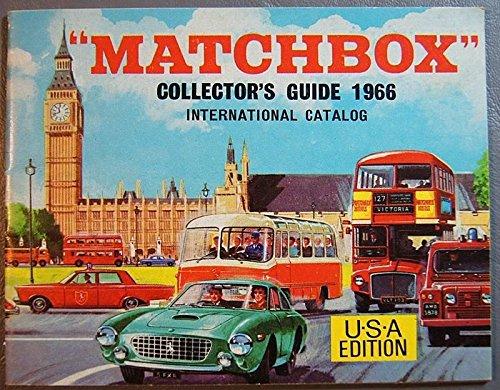 Matchbox Collectors Catalog - Matchbox Collectors Catalog Guide 1966 USA Edition 40 Pg