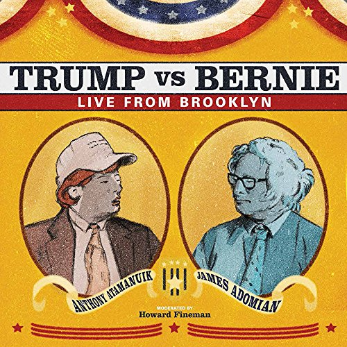 Trump vs. Bernie: Live From Brooklyn by COMEDY DYNAMICS