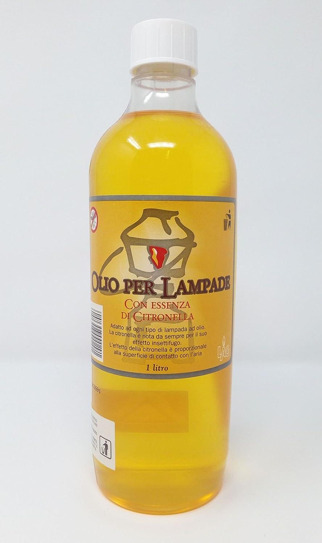 LAG OLIO CITRONELLA X LAMPADE ML.1000
