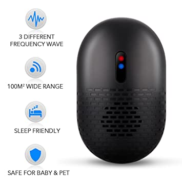 Electronic Mice Repellent Ultrasonic Mice Control without