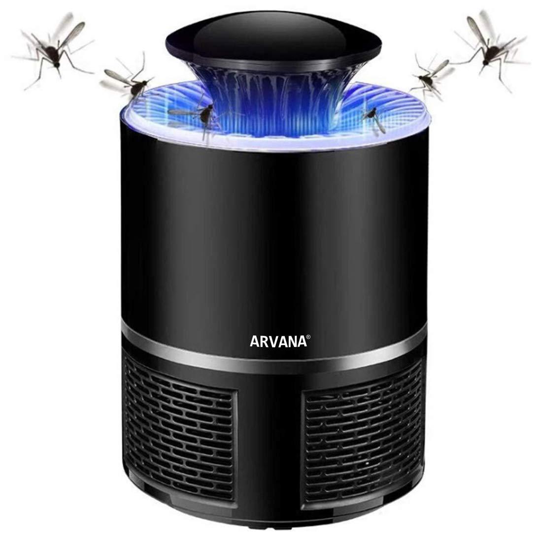 ARVANA 전자 Led 모기 살인자 램프 기계 모기 플라이 포수 기계 트랩 친환경 아기 모기 구충제 램프-1 팩 : Amazon.in : 정원 및 야외 활동