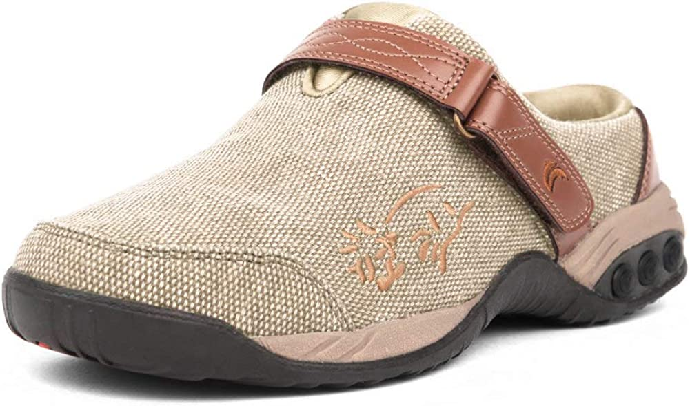 Therafit Shoe Women's Austin Denim Clog Slip On